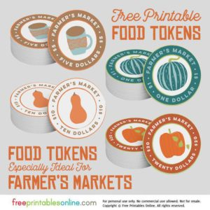 Printable tickets and coupons free printables online for Drink token template